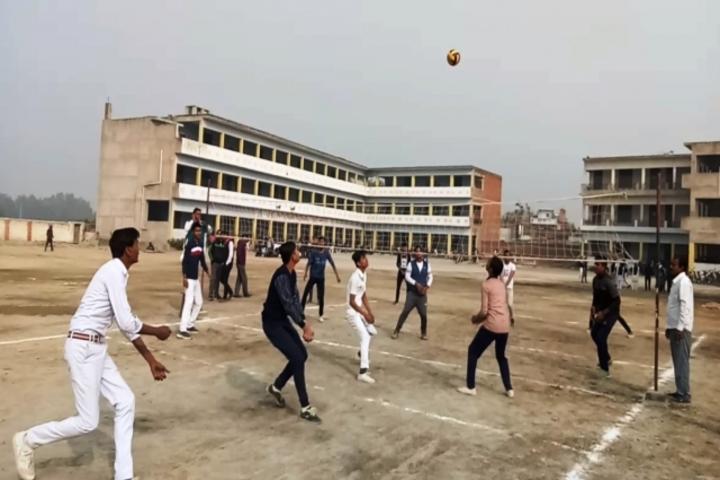 U S International School-Play ground