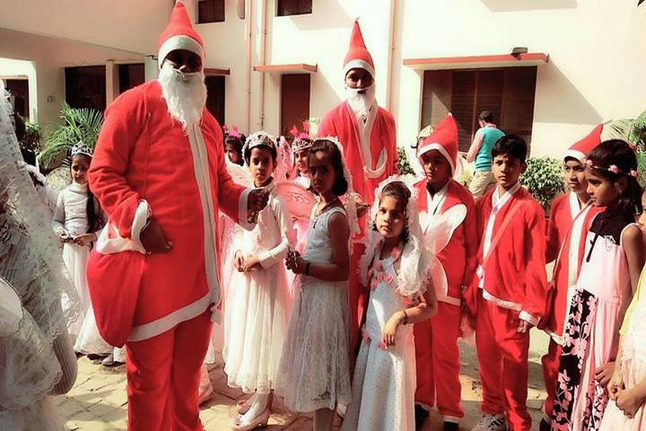 Udai Pratap Public School-Christmas celebrations