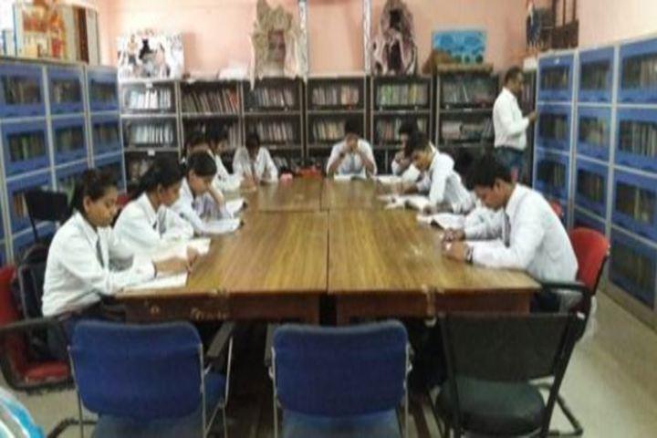 Udai Pratap Public School-Library
