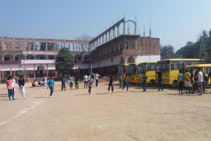 Uma Shankar Vidhyapeeth-Play Ground