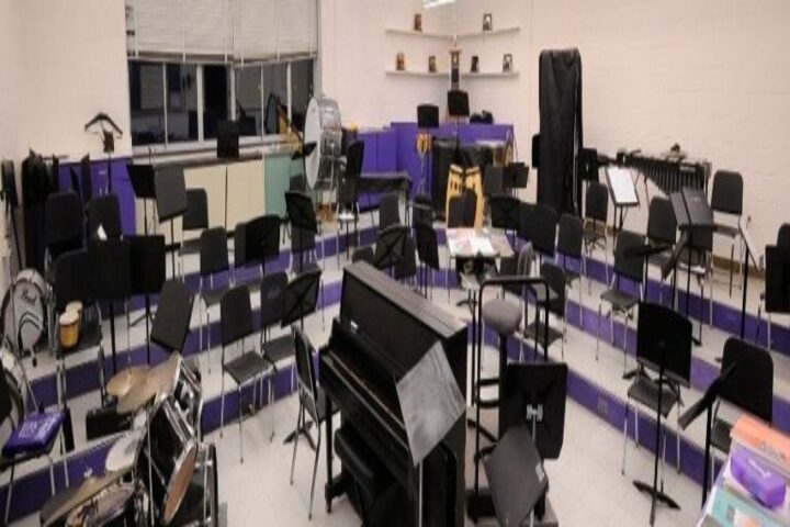 Universal College-Music Room