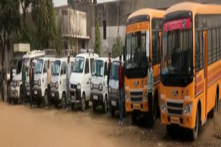 Universal College-Transport