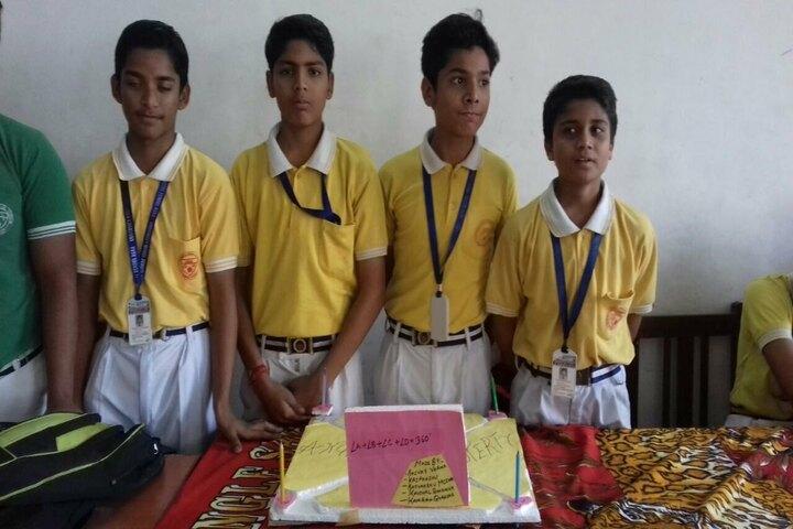 University Model School-School Exhibition