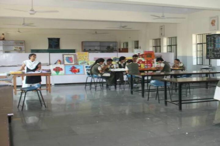 Ursuline Convent Senior Secondary School-Biology Lab