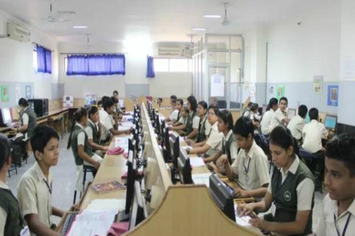 Ursuline Convent Senior Secondary School-Computer Lab