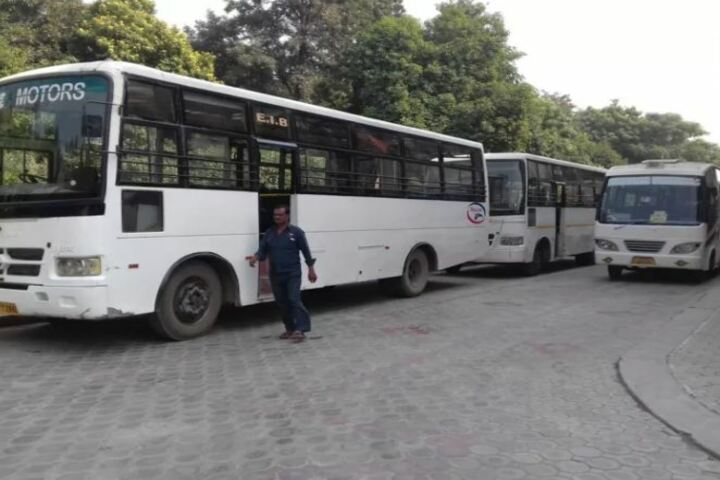 Ursuline Convent Senior Secondary School-Transport