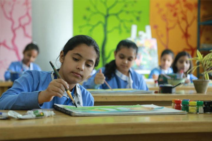 Uttam School For Girls-Art Room