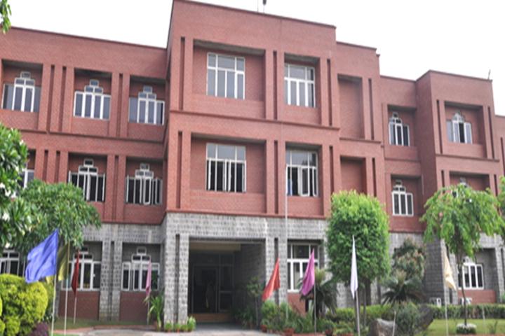 Uttam School For Girls-Campus View