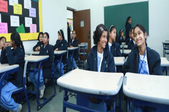 Uttam School For Girls-Class Room