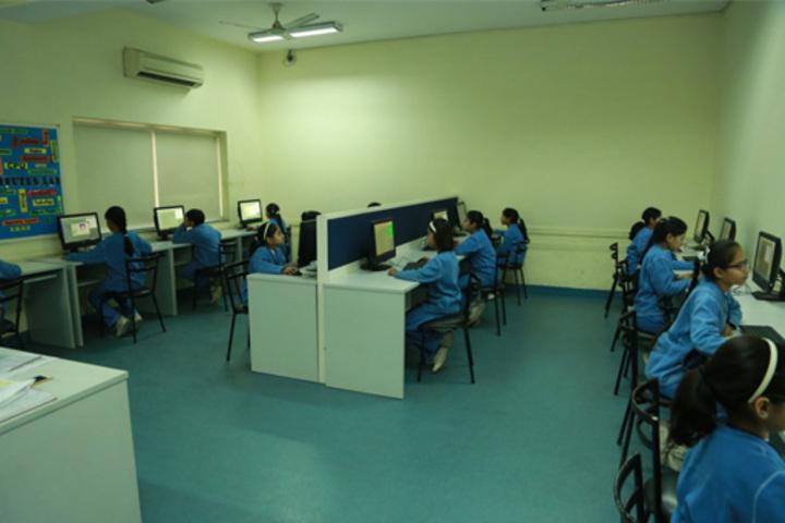 Uttam School For Girls-Computer Lab