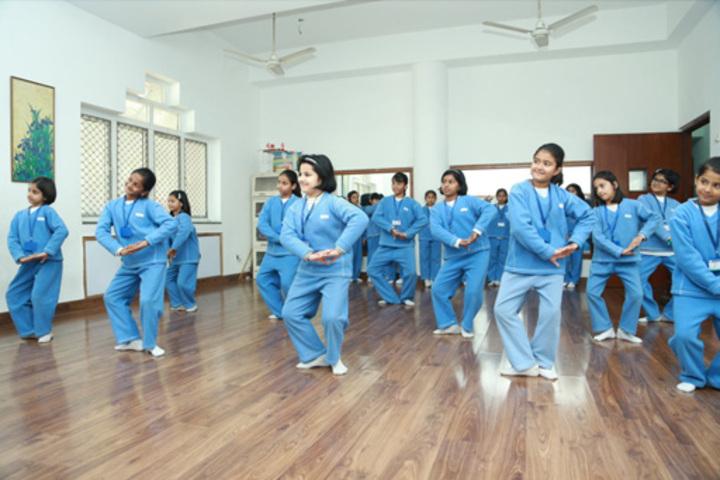 Uttam School For Girls-Dance Room