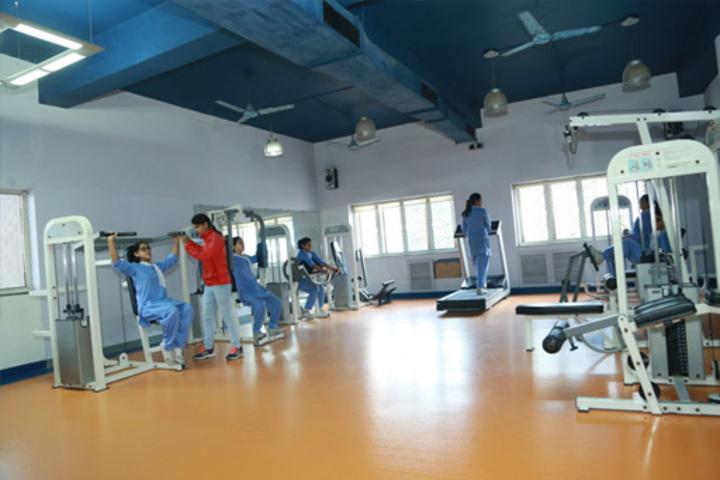 Uttam School For Girls-Gym
