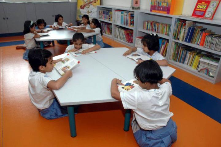 Uttam School For Girls-Library
