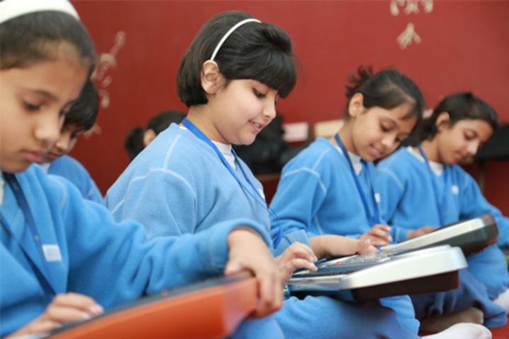 Uttam School For Girls-Music Room