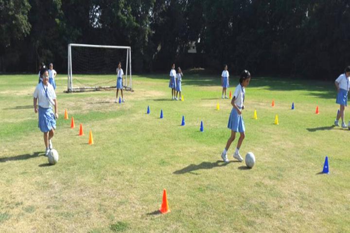 Uttam School For Girls-Sports