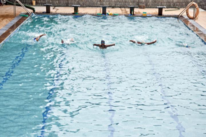 Uttam School For Girls-Swimming Pool