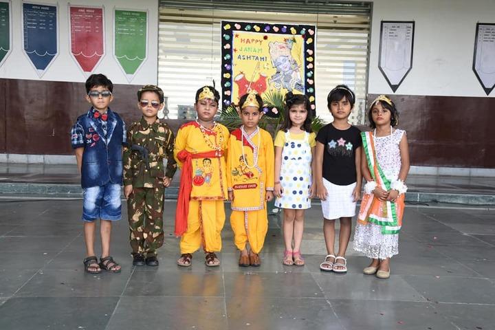 V K International School-Fancy Dress