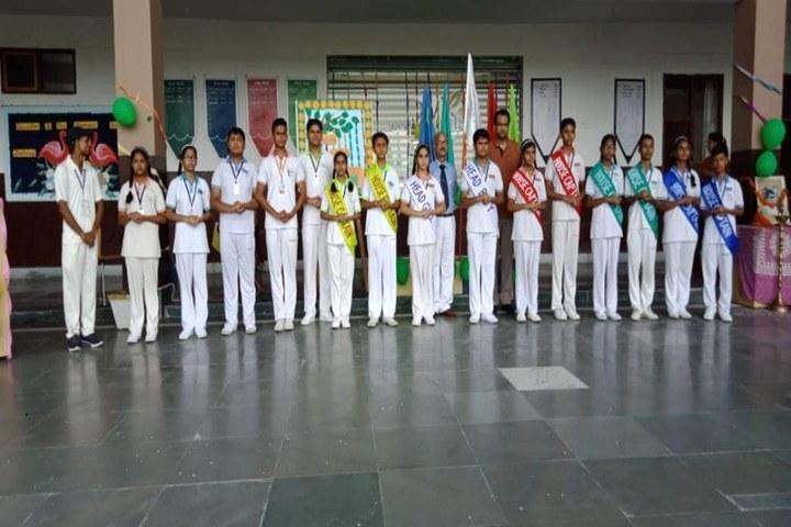 V K International School-Investiture Ceremony