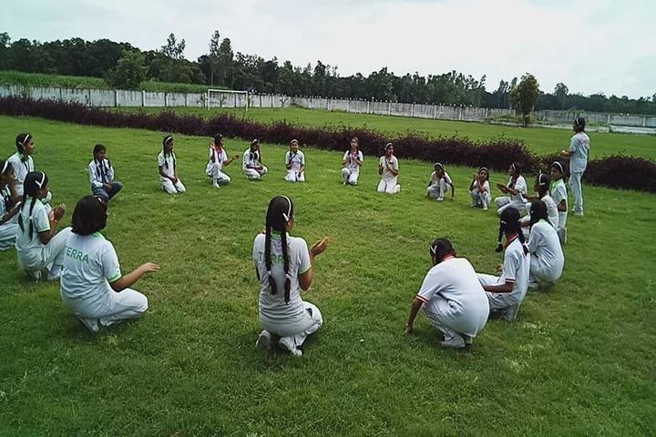 V K International School-Play Ground