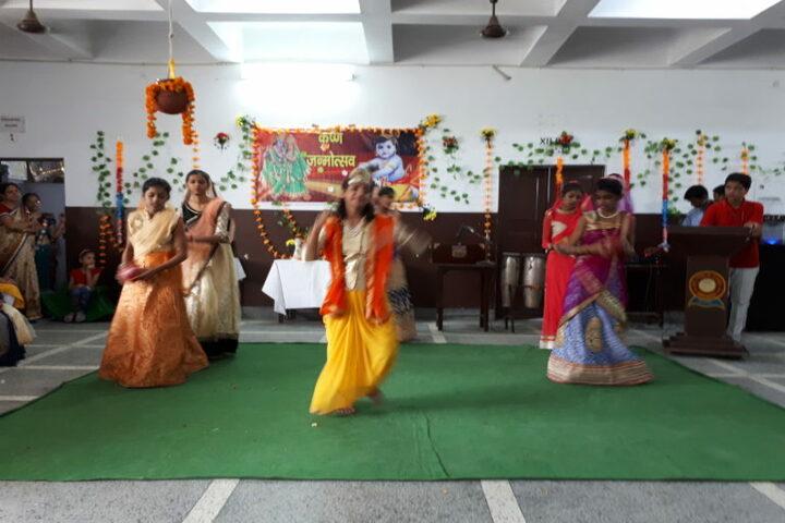 V K S Public School-Dance