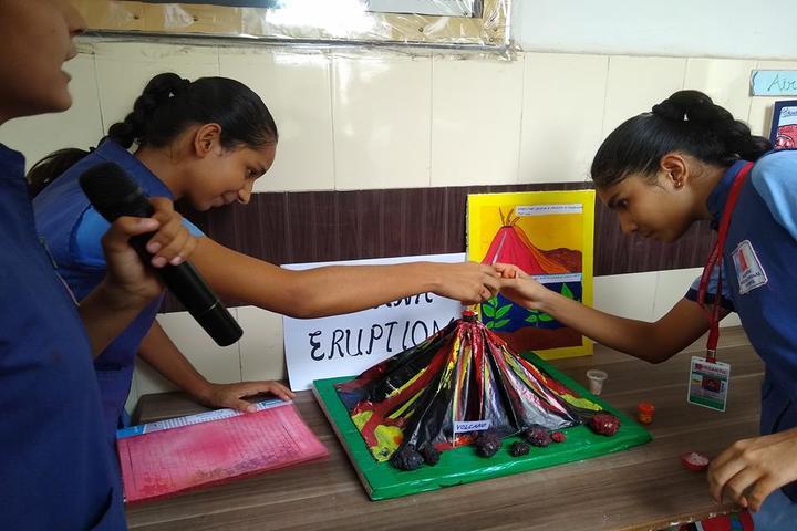 Vedantic International School-Activity