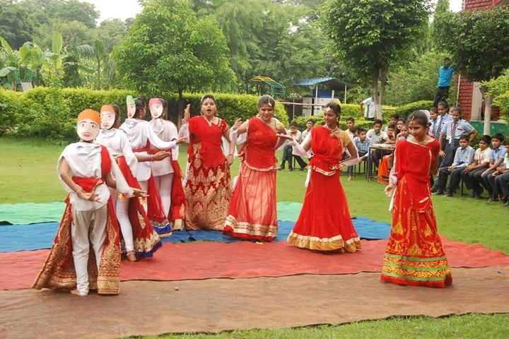 Vedantic International School-Dance