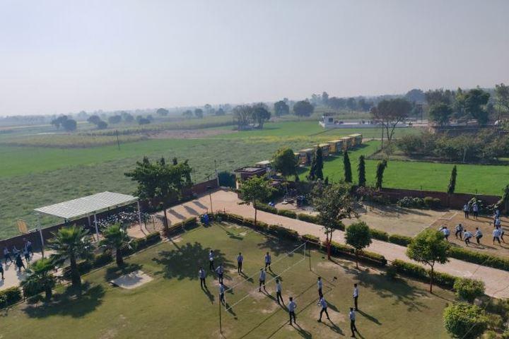Vedantic International School-Playground