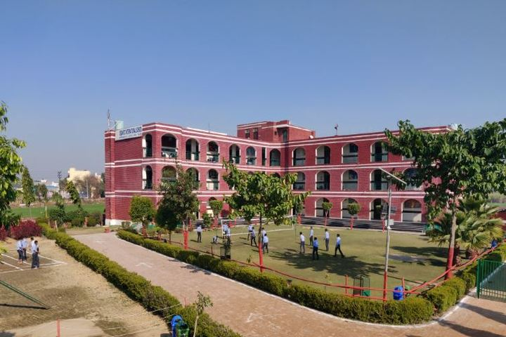 Vedantic International School-School Building