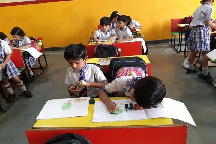 Vibgyor Intenational School-Activity
