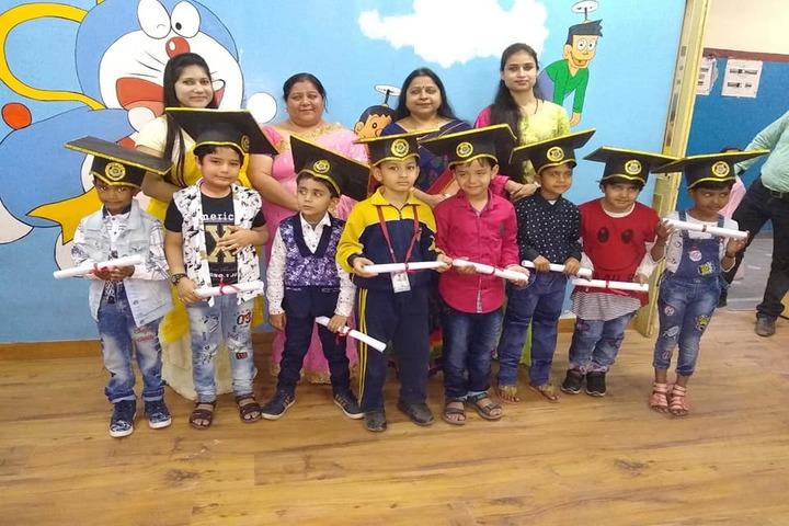 Vibgyor Intenational School-Convocation