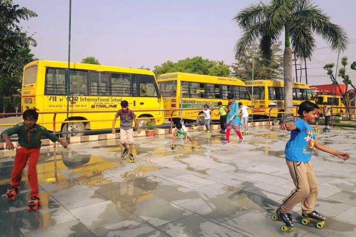 Vibgyor Intenational School-Summer Camp