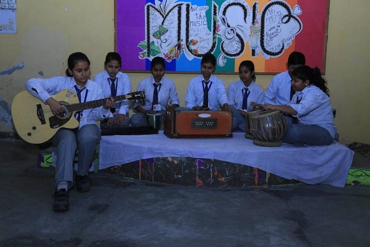 Vibgyor Intenational School-Music Room