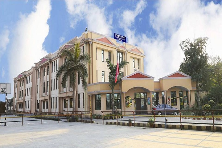 Vibgyor Intenational School-School Building