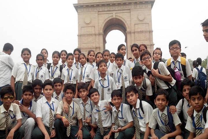 Vibgyor Intenational School-Tour