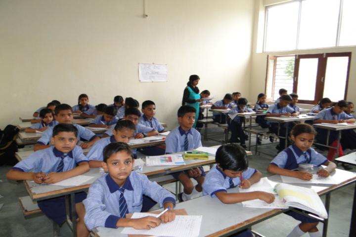 Vidhya International School-Classroom
