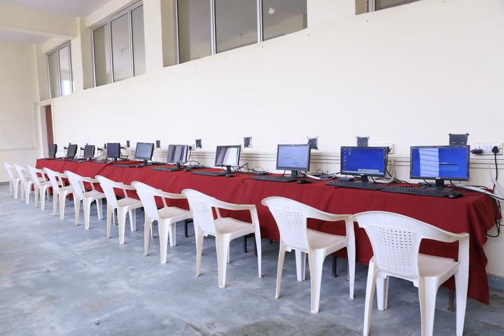 Vidhya International School-Computer Lab