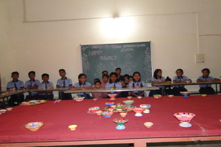 Vidhya International School-Diwali Celebration