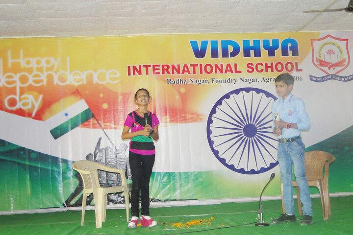 Vidhya International School-Drama