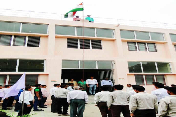 Vidhya International School-Independance Day