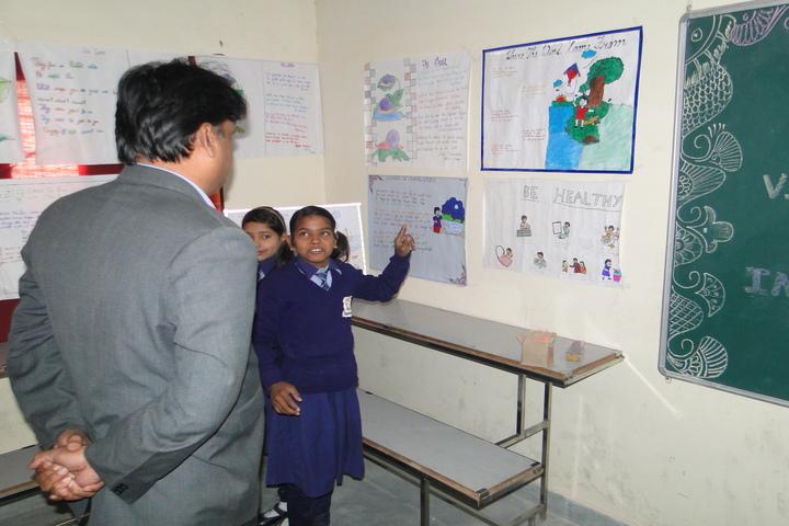 Vidhya International School-Presentation