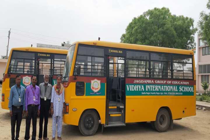 Vidhya International School-Transport