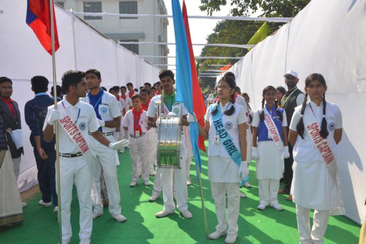 Vidya Vahini-Annual Sports Day