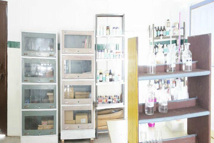 Vidya Vahini-Chemistry Lab