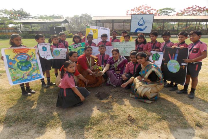 Vidya Vahini-Earth Day