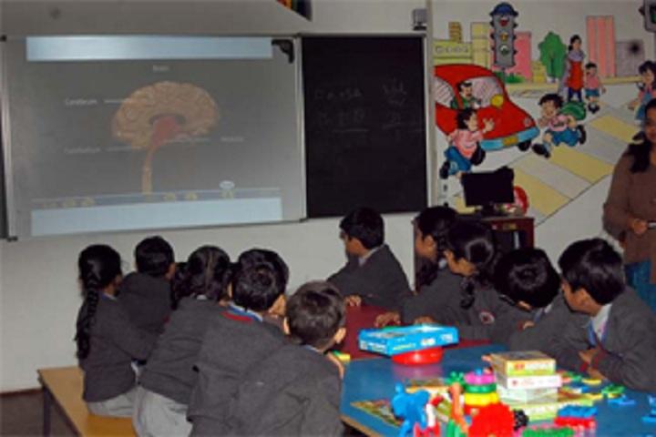 Vidya Vahini-Digi Class