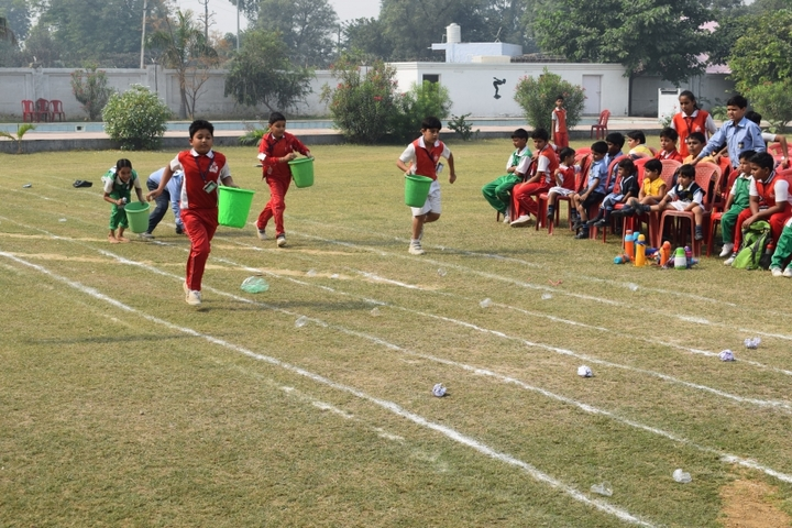 Vijaya International School-Annual Sports Day