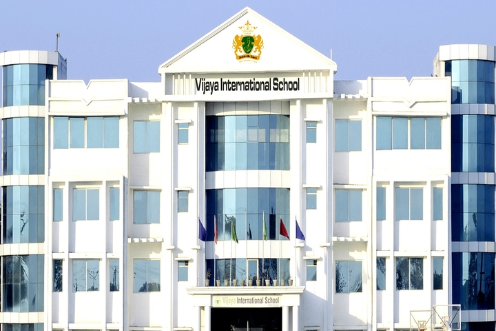 Vijaya International School-Campus View