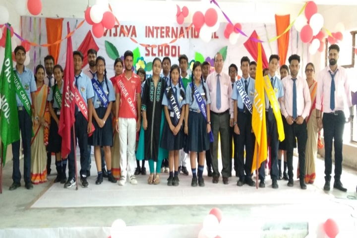 Vijaya International School-Investiture Ceremony