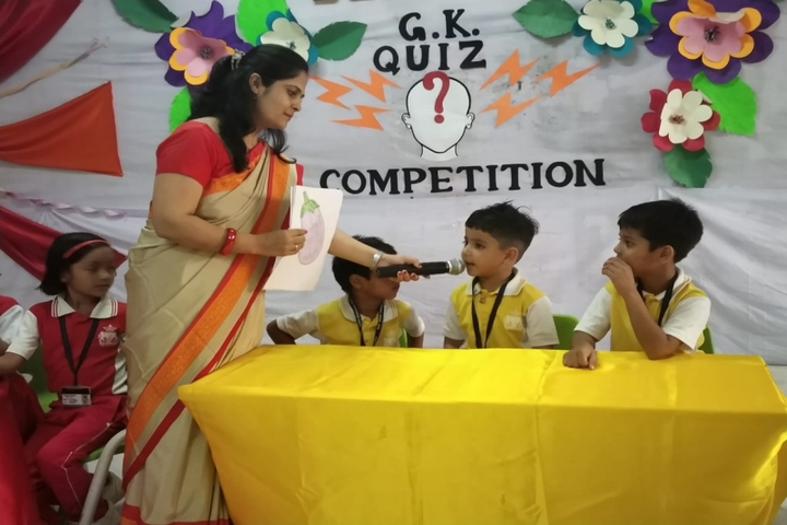 Vijaya International School-Quiz Competition
