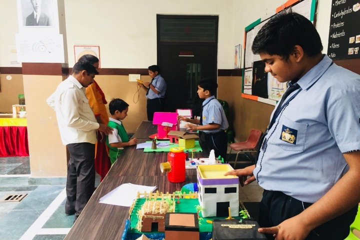 Vijaya International School-Science Exhibition